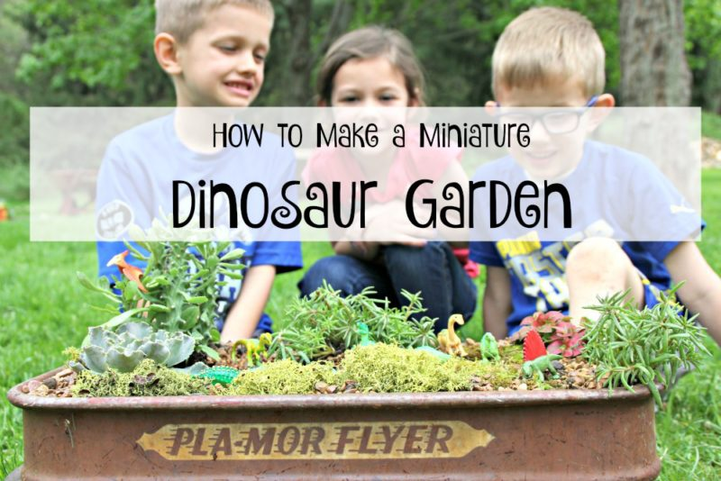 willowcrest lane dinosaur garden